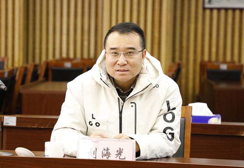 同济大学陈明教授、西门子(中国)有限公司何伟高级政府事务总监等来院考察